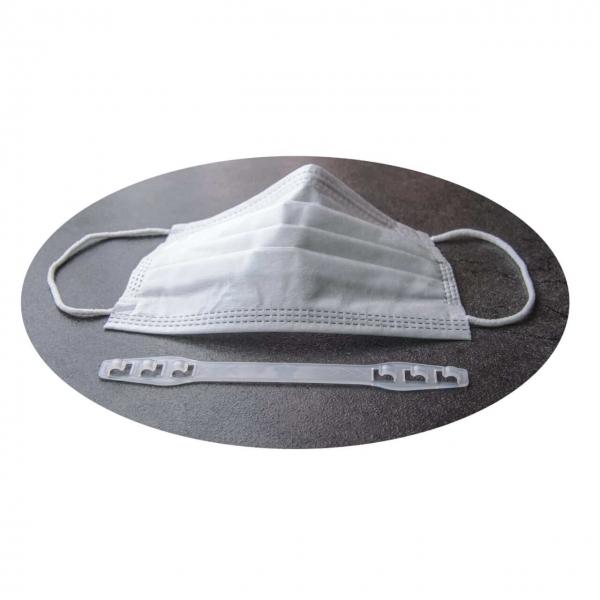 Ohrentlastung - Nacken Masken Verschluss - 100 Stück