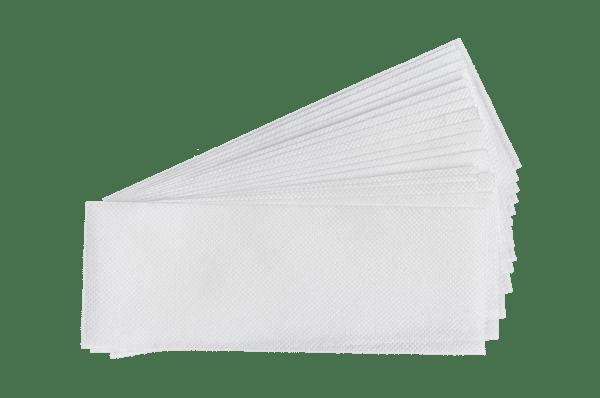 Enthaarungsstreifen Vlies - 1.000 Stück - für Wachs Gesicht und Körper